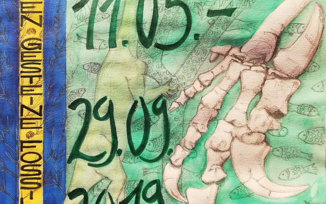 68. Sonderausstellung – Darauf stehen wir…. Böden, Gesteine und Fossilien
