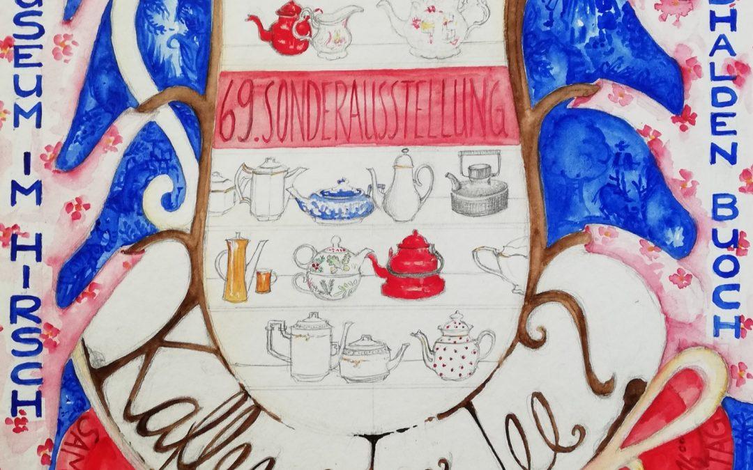 """69. Sonderausstellung """"Volle Kanne – Kaffee oder Tee?"""" Finissage am 23.02.2020 um 17 Uhr"""